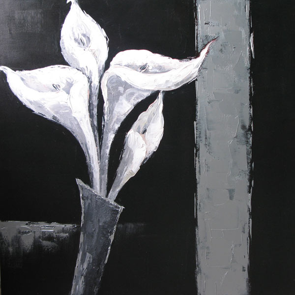 ' Calla Lilly Black ' - Part Two