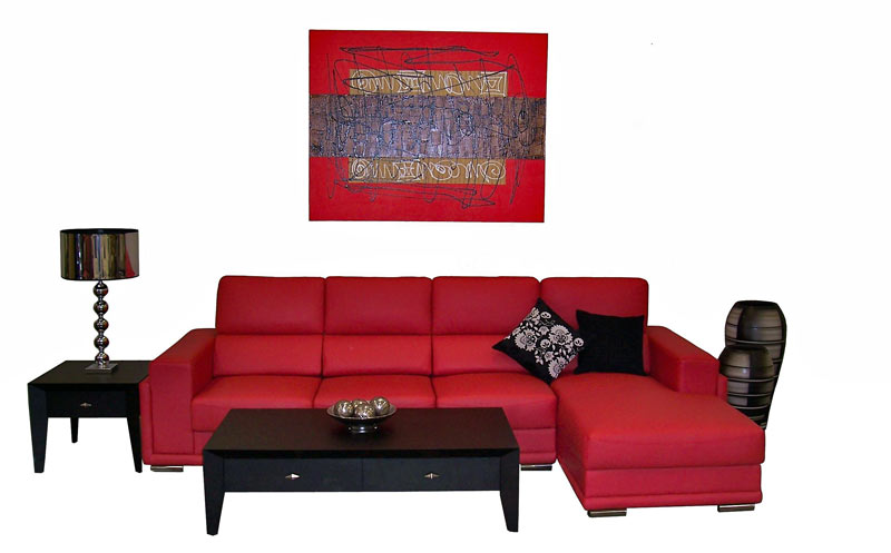 Legend 3 Seater Chaise Lounge