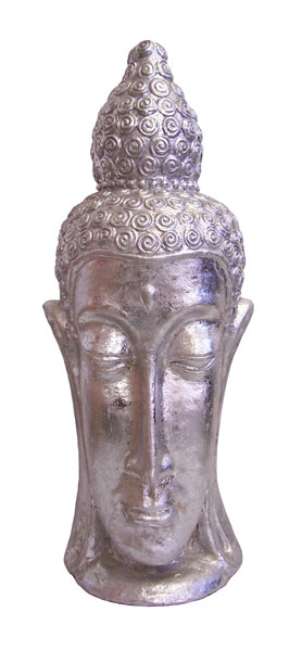 Long Face Buddha Head
