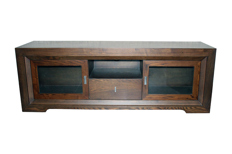 'Byron Bay' Glass Door Entertainment Unit