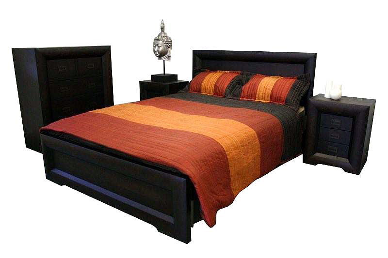 'Global' Queen Size Bed.