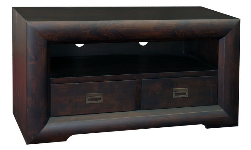 'Global' Two Drawer Entertainment Unit