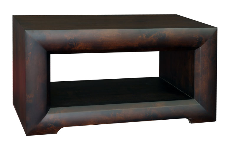 'Global' Cube Coffee Table