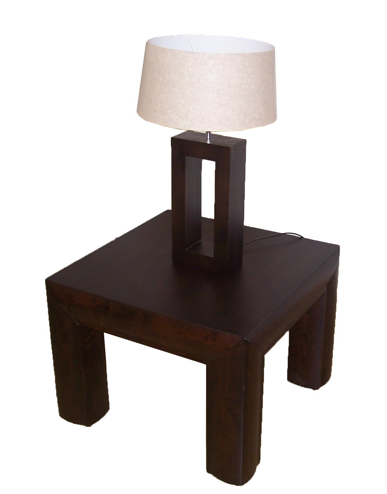 'Global' Lamp Table