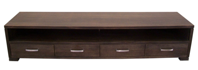 'Taylor' Four Drawer Entertainment Unit